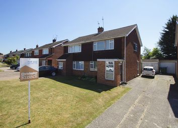 Thumbnail 3 bed semi-detached house for sale in Harman Drive, Sidcup