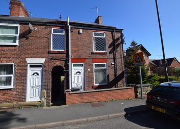 Thumbnail 2 bed end terrace house for sale in Mansfield Road, Winsick, Hasland, Chesterfield