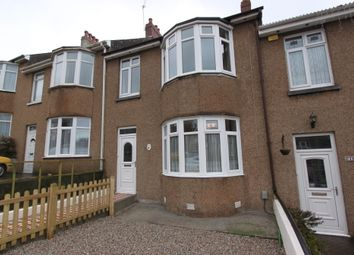 Thumbnail 3 bed terraced house to rent in St. Martins Avenue, Peverell, Plymouth