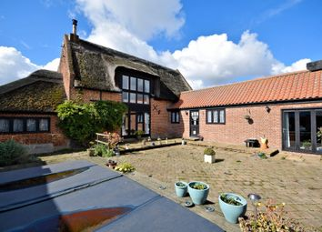 Thumbnail 4 bed barn conversion for sale in Cantley, Norwich