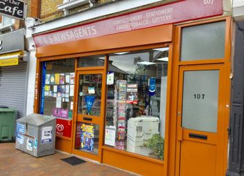 Thumbnail Retail premises for sale in Manor Lane, London