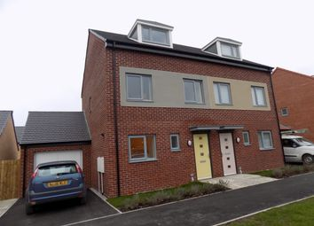Thumbnail 3 bed semi-detached house to rent in John Dixon Lane, Darlington