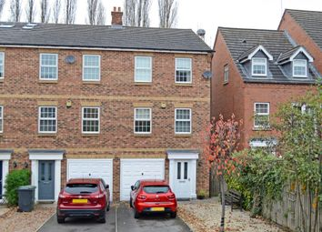 Thumbnail 4 bedroom property for sale in Waterside Gardens, York