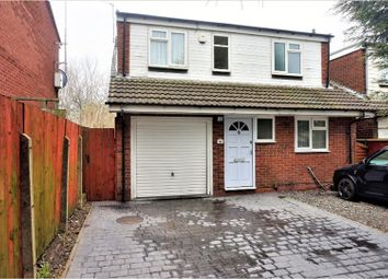 Thumbnail 3 bedroom detached house for sale in Harvills Hawthorn, West Bromwich