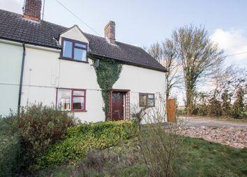 3 bed semi-detached house for sale in Tye Green, Wimbish, Saffron Walden CB10