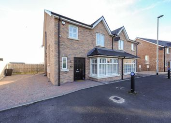 Thumbnail 4 bed semi-detached house for sale in Millreagh, Dundonald