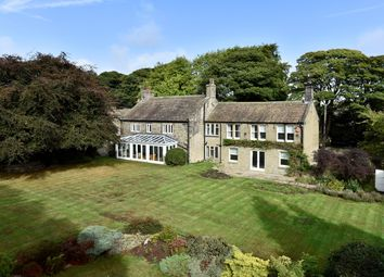 Thumbnail 5 bed detached house for sale in Manor Road, Farnley Tyas, Huddersfield