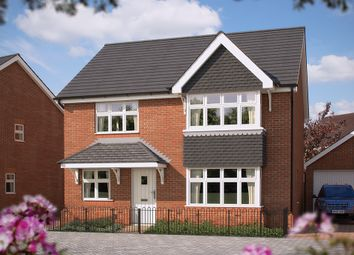 "Thumbnail 4 bed detached house for sale in ""The Canterbury"" at Steppingley Road, Flitwick, Bedford"