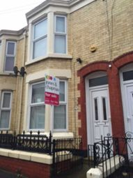 4 bed shared accommodation to rent in Empress Road, Kensington, Liverpool L7
