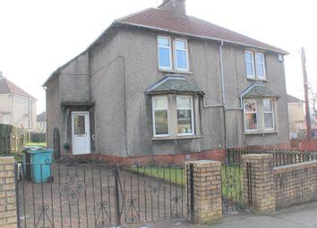 Thumbnail 2 bedroom semi-detached house for sale in Murray Ave, Kilsyth, Glasgow