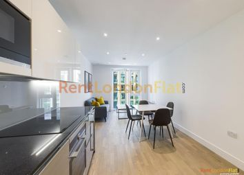 Thumbnail 1 bed flat to rent in Discovery House, Juniper Drive, Battersea Reach