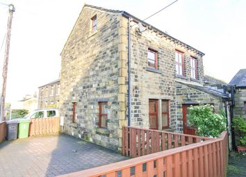 Thumbnail 3 bed cottage for sale in Out Lane, Netherthong, Holmfirth