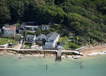 Thumbnail Land for sale in Shore Path, Gurnard, Isle Of Wight
