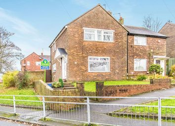 Thumbnail 3 bed semi-detached house for sale in Tuns Road, Oldham