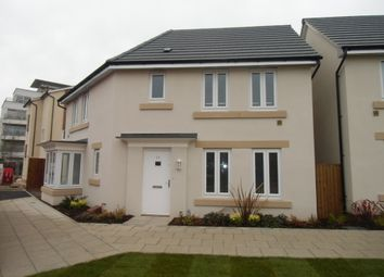 Thumbnail 3 bed detached house to rent in Hattersley Way, Leicester