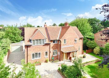 Thumbnail 3 bed detached house for sale in High Street, Brant Broughton, Lincoln
