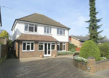 Thumbnail 4 bed detached house for sale in Holmwood Road, Cheam, Sutton