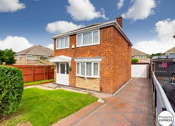 Thumbnail 3 bed detached house for sale in Durham Road, Middlesbrough, North Yorkshire