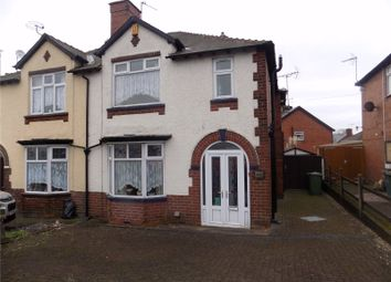 Thumbnail 3 bed semi-detached house for sale in Nottingham Road, Ripley, Derbyshire