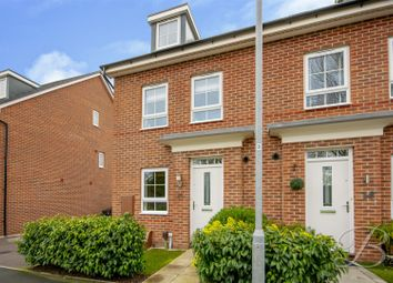 4 bed semi-detached house for sale in Piccadilly Close, Mansfield Woodhouse, Mansfield NG19