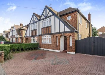 Thumbnail 3 bedroom property for sale in Columbia Avenue, Worcester Park, Surrey, United Kingdom