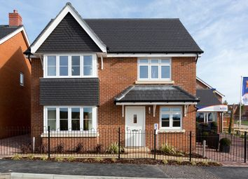 "Thumbnail 4 bedroom detached house for sale in ""The Canterbury"" at Princess Way, Amesbury, Salisbury"