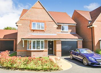 Thumbnail 4 bed detached house for sale in Greenhurst Drive, East Grinstead, West Sussex