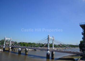 Thumbnail 2 bed property to rent in Anhalt Road, Battersea, London.