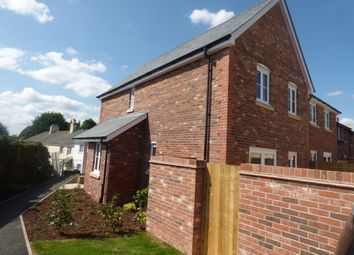 Thumbnail 3 bed detached house to rent in Greenhill Road, Kingsteignton, Newton Abbot