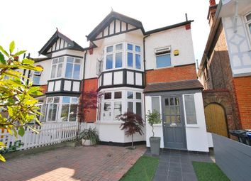 Thumbnail 4 bed end terrace house to rent in Loveday Road, Ealing, London