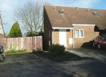 Thumbnail 1 bed semi-detached house to rent in Ridgeway Gardens, Glastonbury