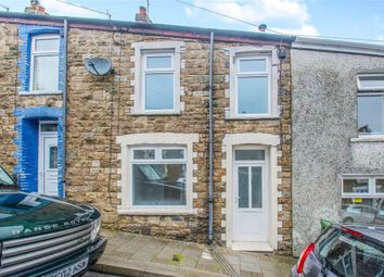 Thumbnail 3 bed terraced house for sale in Greenfield Street, Pontlottyn, Bargoed