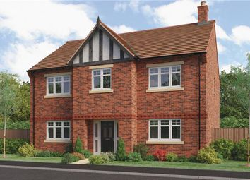 "Thumbnail 5 bedroom detached house for sale in ""Charlesworth"" at Jawbone Lane, Melbourne, Derby"