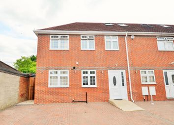 Thumbnail 4 bed end terrace house to rent in Melbury Avenue, Norwood Green