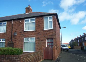 Thumbnail 3 bedroom terraced house for sale in Woodhorn Crescent, Newbiggin-By-The-Sea