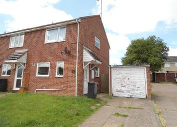 Thumbnail 2 bedroom semi-detached house for sale in Jackson Way, Needham Market, Ipswich