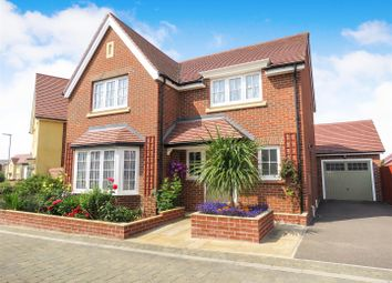 4 bed detached house for sale in Field Gate Close, St. Neots PE19