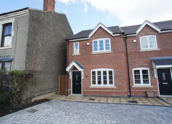 Thumbnail 3 bed semi-detached house to rent in Burley Mews, Derby Road, Duffield