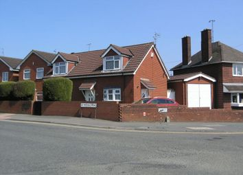 Thumbnail 3 bedroom detached bungalow for sale in Dudley, Netherton, St Peters Road