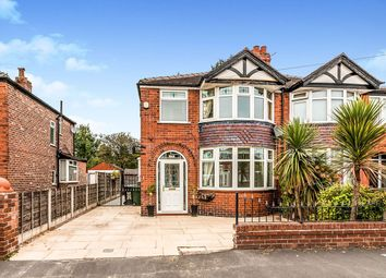 Thumbnail 3 bed semi-detached house to rent in Craddock Road, Sale