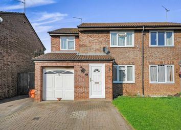 Thumbnail 3 bedroom semi-detached house for sale in Littlecote Close, Westlea, Swindon, Wiltshire