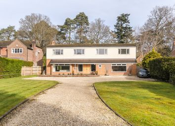 Thumbnail 5 bed detached house for sale in Woolton Hill, Tile Barn, Newbury