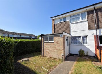 Thumbnail 3 bed end terrace house for sale in Fulmead Road, Reading