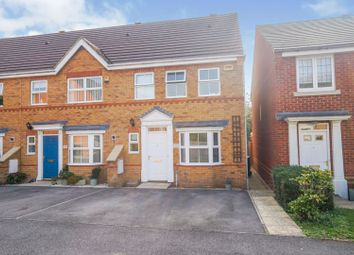 St. Alphege Gardens, Andover SP10. 3 bed end terrace house