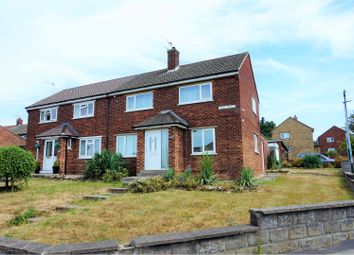 Thumbnail 3 bed semi-detached house for sale in Irby Road, Scunthorpe