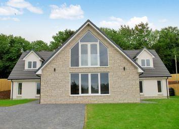 Thumbnail 5 bed detached house for sale in Bellefield Road, Lanark
