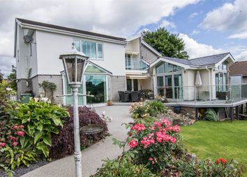 Thumbnail 5 bed detached house for sale in Cefn Llan, Penuel Road, Pentyrch