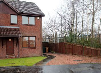 Thumbnail 2 bed semi-detached house to rent in Montgomery Cresent, Carron, Falkirk