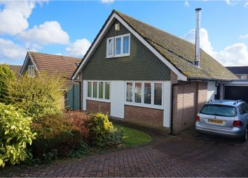 Thumbnail 3 bed detached house for sale in Croespenmaen, Newport