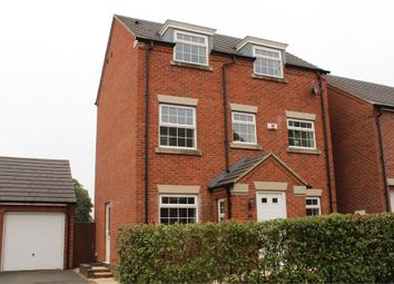 Thumbnail 5 bed detached house for sale in Shambles Close, Walcote, Lutterworth